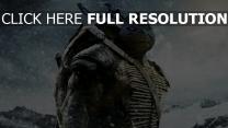 teenage mutant ninja turtles 2014 berge schnee