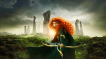 legende der highlands merida bogen feuer hügel