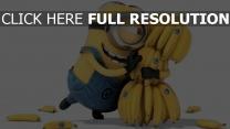 minions minion bananen