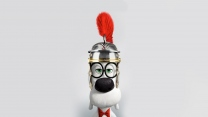 mr peabody sherman hund helm