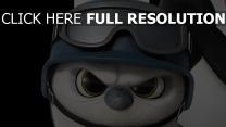 die pinguine aus madagascar kurze lunte