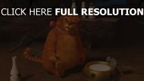 der gestiefelte kater shrek fett milch maus