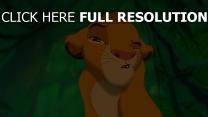 simba zögern der könig der löwen disney