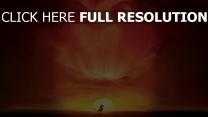 disney simba löwe sonnenuntergang der könig der löwen