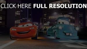 nacht lightning mcqueen disney hook pixar cars