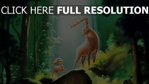 disney wald hirsch bambi
