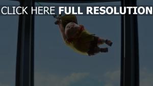 russel pixar himmel oben junge fenster disney