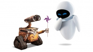 disney wall-e geschenk eve pixar paar