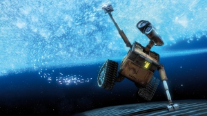weltraum flug disney wall-e eis pixar