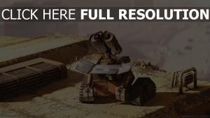 plattform batterie disney sonne wall-e pixar