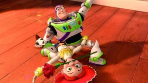 tanz disney pixar buzz lightyear toy story jessie
