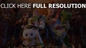 disney trixie woody pixar rex toy story that time forgot buzz lightyear toy story