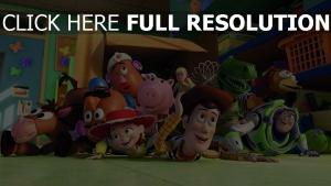 disney barbie rex toy story pixar specki sunnyside jessie buzz lightyear woody box charlie naseweis