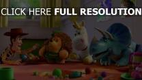 disney trixie pixar woody toy story sepp stachel hahnenfuß