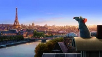 stadt eiffelturm pixar paris ratatouille ratte