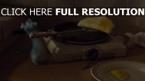 essen ratte pixar ratatouille