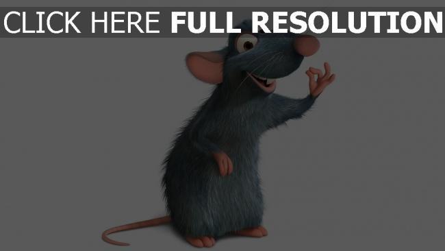 hd hintergrundbilder geste ratte pixar ratatouille remy