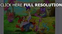 korb i-ah roo winnie puuh rabbit ostern ferkel tigger eier disney