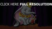 elefant dumbo maus timothy disney