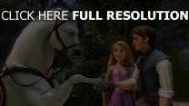 disney rapunzel maximus neu verföhnt pferd flynn rider