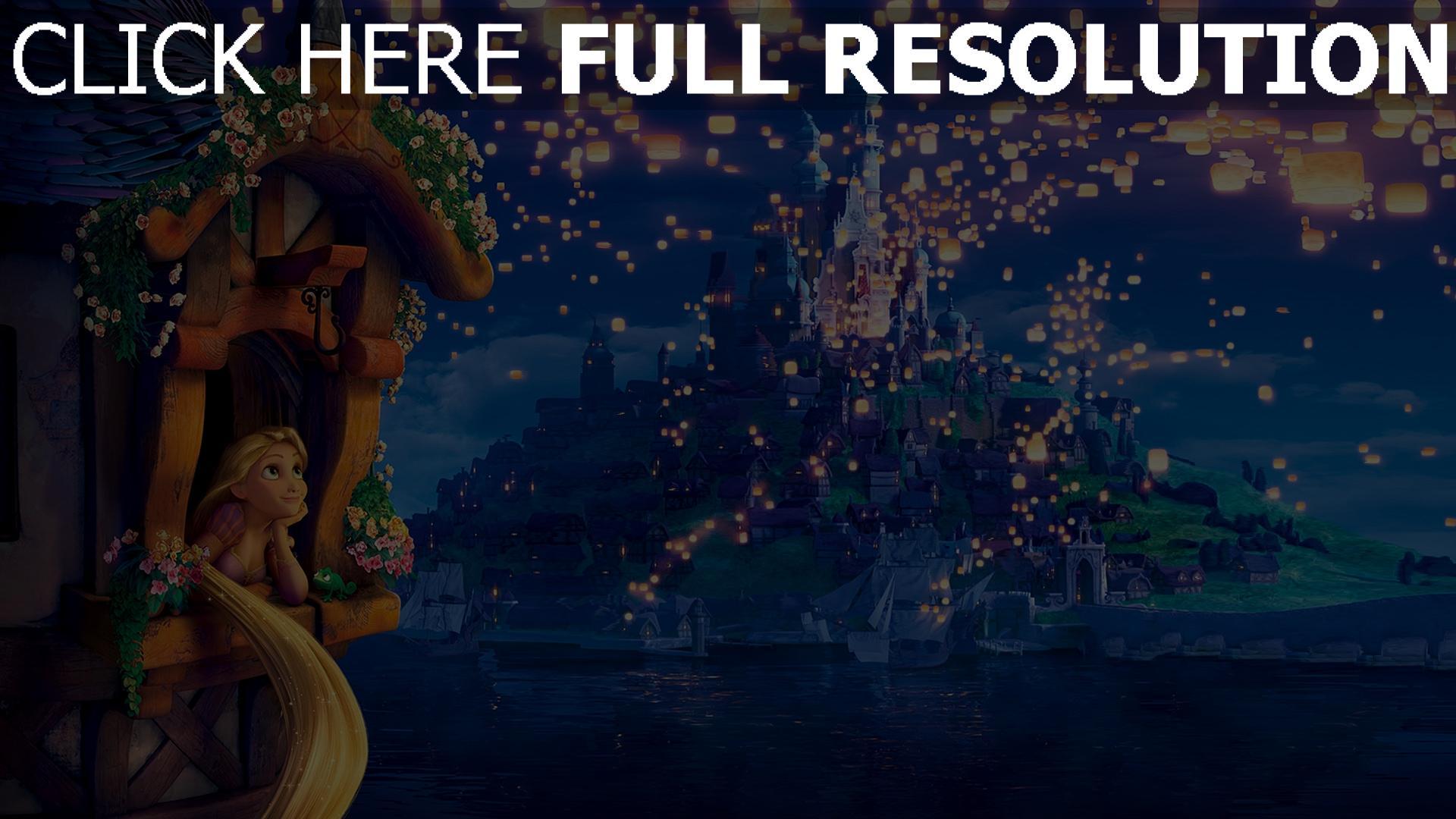 Rapunzel Neu Verföhnt Laternen