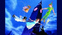 big ben tinker bell disney flug peter pan nacht wendy