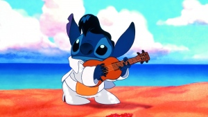gitarre elvis disney stitch lilo & stitch