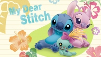 puppe lilo & stitch disney engel stitch