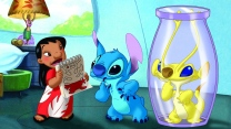 stitch disney lilo & stitch sparky lilo
