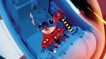 stitch lilo & stitch raumschiff kostüm disney