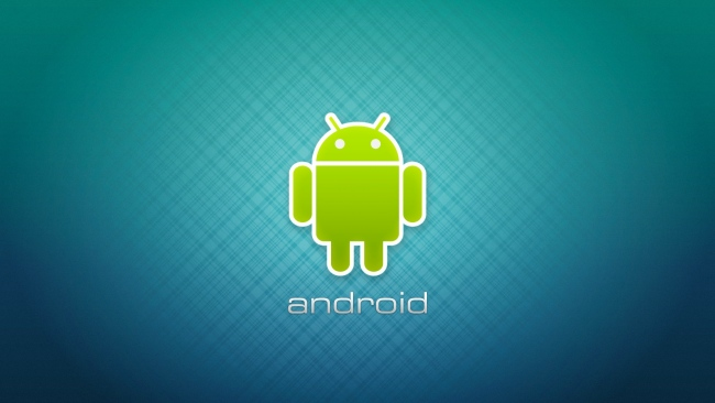 hd hintergrundbilder android logo emblem blau grün