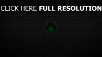 android kunststoff kreise textur emblem