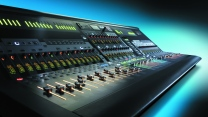 konsole musik mixer ton digital system