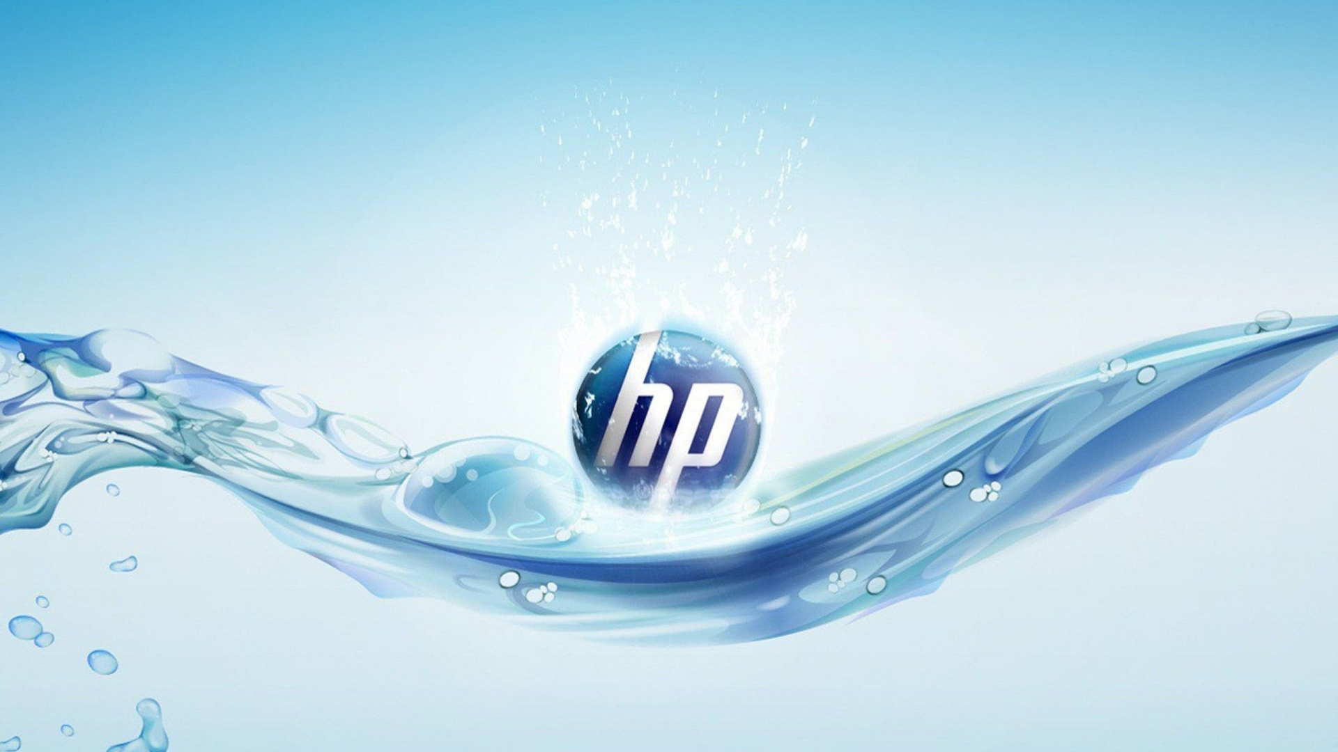 Herunterladen 1920x1080 Full Hd Hintergrundbilder Hp Logo