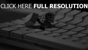 tastatur taste brief lego spielzeug