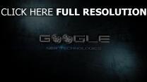 google logo technologie slogan
