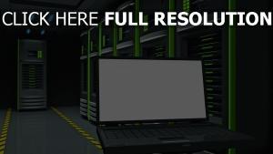 leptop server computern