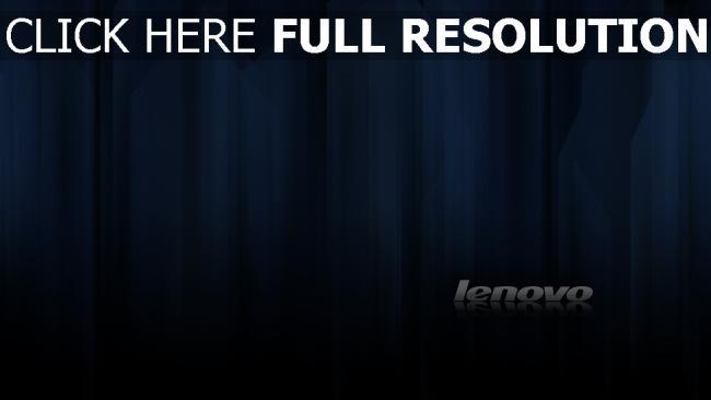 hd hintergrundbilder lenovo logo grau hintergrund blau