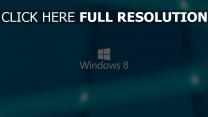 windows 8 logo hintergrund blau emblem