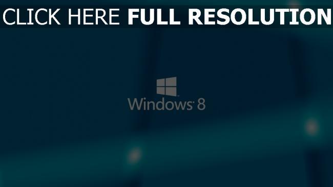 hd hintergrundbilder windows 8 logo hintergrund blau emblem