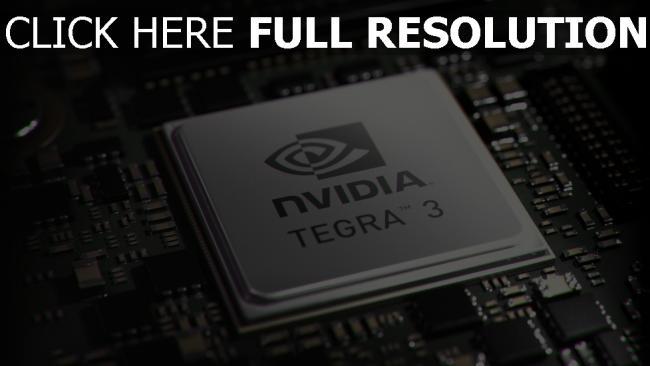 hd hintergrundbilder nvidia tegra chip chip karte