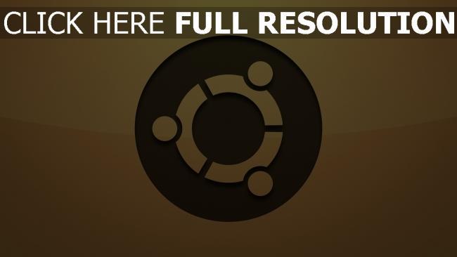 hd hintergrundbilder linux ubuntu logo symbol textur