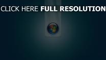 windows logo blau hell