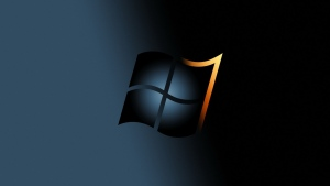 windows 7 logo grau gelb