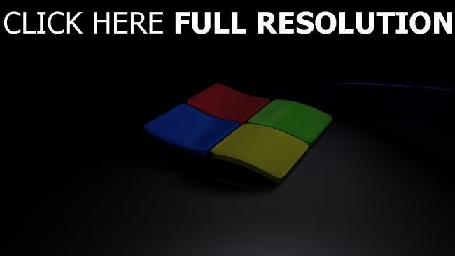hd hintergrundbilder fenster bunte emblem logo 3d