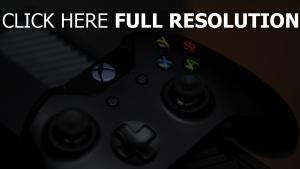 gamepad konsole joystick xbox