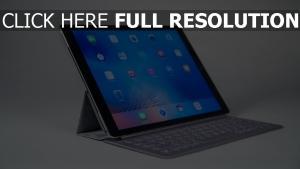 tastatur ipad ipad pro apple