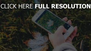 iphone 6 apple fotografie hand