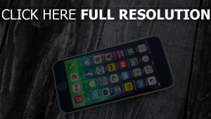 iphone 6 smartphone display telefon