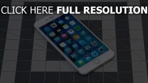 smartphone iphone 6s plus apple